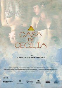 A Casa de Cecília - poster