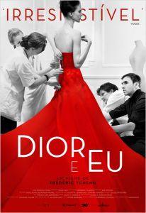 Dior e Eu - poster nacional