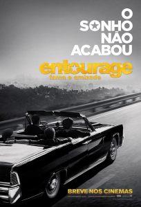 Entourage: Fama e Amizade - poster nacional