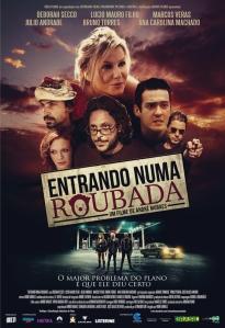 Entrando Numa Roubada - poster