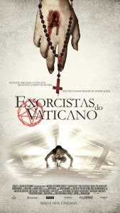 Exorcistas do Vaticano - poster nacional