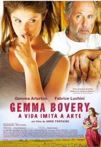 Gemma Bovery - A Vida Imita a Arte - poster nacional