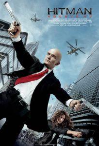 Hitman: Agente 47 - poster nacional