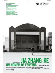 Jia Zhang-ke: Um Homem de Fenyang - poster