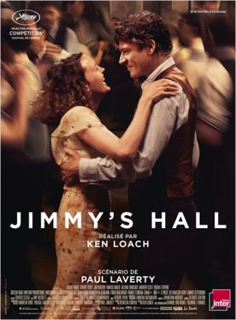 Jimmy's Hall - poster