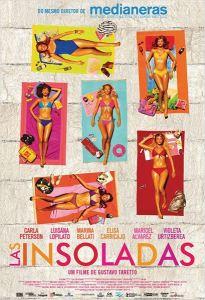 Las Insoladas - poster nacional
