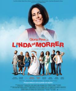Linda de Morrer - poster