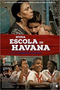 Numa Escola de Havana - poster nacional
