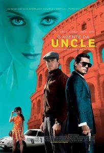 O Agente da U.N.C.L.E. - poster nacional