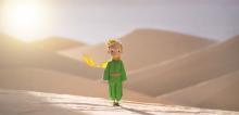 O Pequeno Príncipe - slider