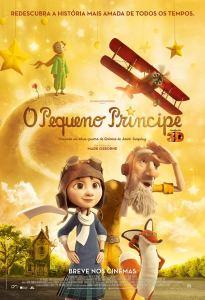 O Pequeno Príncipe - poster nacional