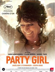 Party Girl - poster