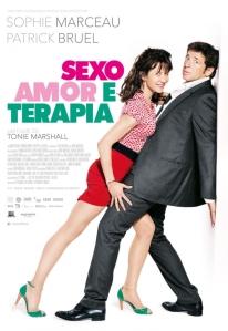 Sexo, Amor e Terapia - poster nacional