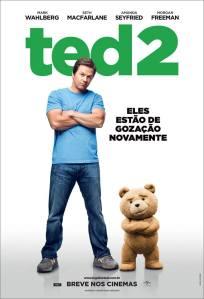 Ted 2 - poster nacional