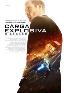 Carga Explosiva: O Legado - poster nacional