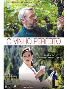 O Vinho Perfeito - poster nacional
