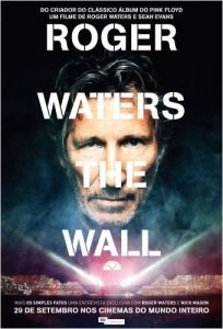 Roger Waters - The Wall - poster