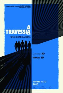 A Travessia - poster nacional
