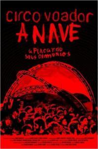 Circo Voador - A Nave - poster