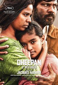 Dheepan: O Refúgio - poster nacional
