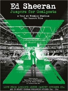 Ed Sheeran: Jumpers For Goalposts - poster