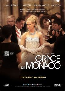 Grace de Mônaco - poster nacional