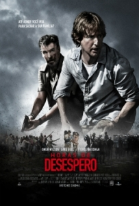 Horas de Desespero - poster nacional