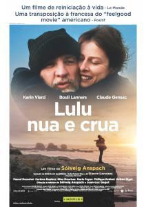 Lulu, Nua e Crua - poster nacional