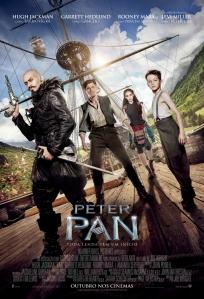 Peter Pan - poster nacional