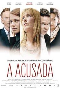 A Acusada - poster nacional
