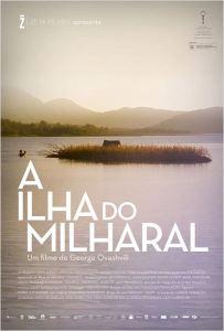 A Ilha do Milharal - poster nacional