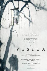 A Visita - poster nacional