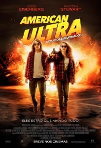 American Ultra: Armados e Alucinados - poster nacional