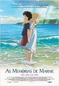 As Memórias de Marnie - poster nacional
