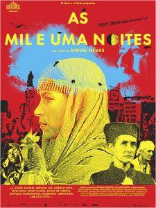 As Mil e Uma Noites: Volume 3 - O Encantado - poster nacional