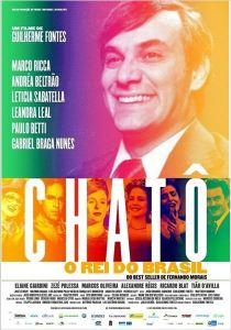 Chatô: O Rei do Brasil - poster