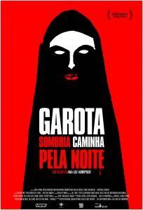 Garota Sombria Caminha Pela Noite - poster nacional