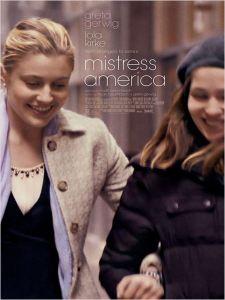 Mistress America - poster