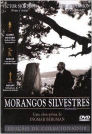 Morangos Silvestres - poster nacional