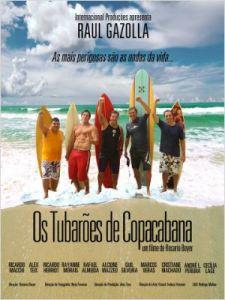 Os Tubarões de Copacabana - poster