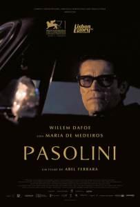 Pasolini - poster nacional