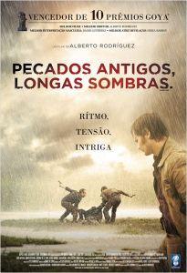 Pecados Antigos, Longas Sombras - poster nacional