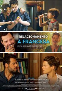 Relacionamento à Francesa - poster nacional