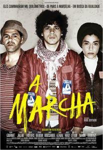 A Marcha - poster nacional
