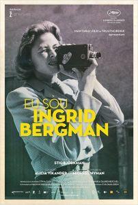 Eu Sou Ingrid Bergman - poster nacional