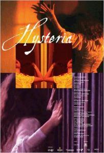 Hysteria - poster