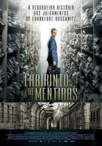 Labirinto de Mentiras - poster nacional
