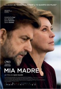 Mia Madre - poster nacional