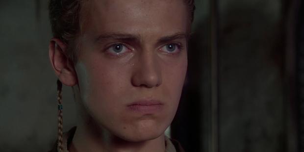 Star Wars - Anakin Chorão
