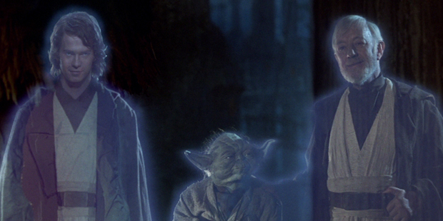 Star Wars - Anakin Fantasma